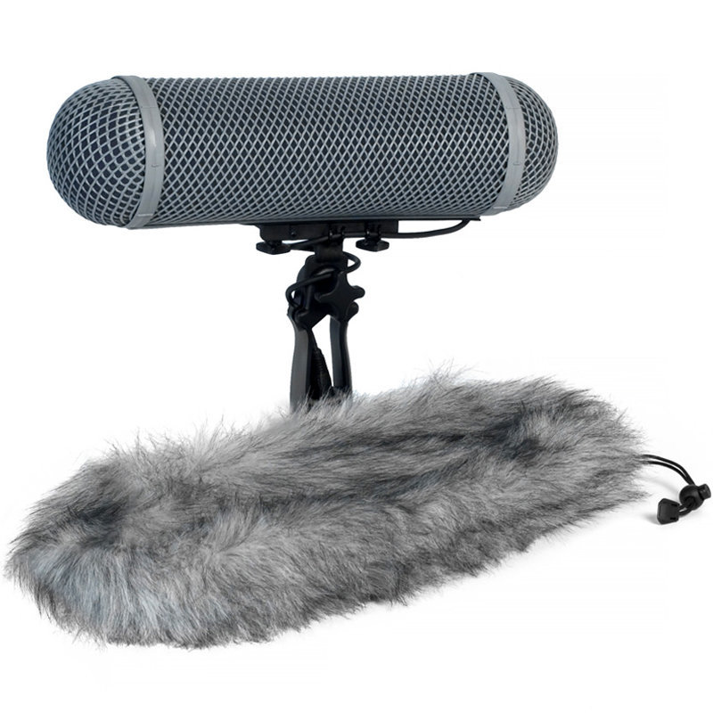 View larger image of Shure A89SW-KIT Windshield Kit for VP89S/VP82 Microphone