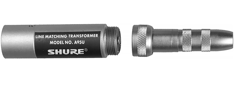 View larger image of Shure A95UF Adapter