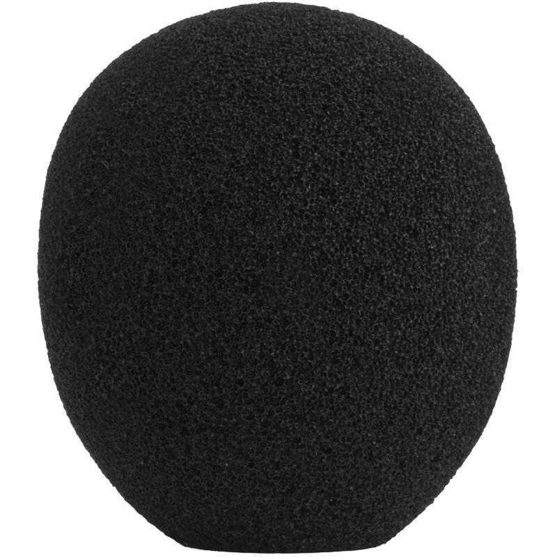 View larger image of Shure A99WS High Performance Foam Ball Windscreen