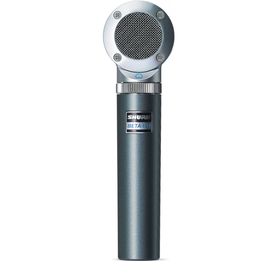 View larger image of Shure BETA 181 Ultra-Compact Side-Address Microphone Kit - Switchable Capsules