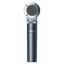 Shure BETA 181 Ultra-Compact Side-Address Microphone Kit - Switchable Capsules