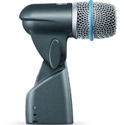 Shure BETA56A Supercardioid Instrument Microphone