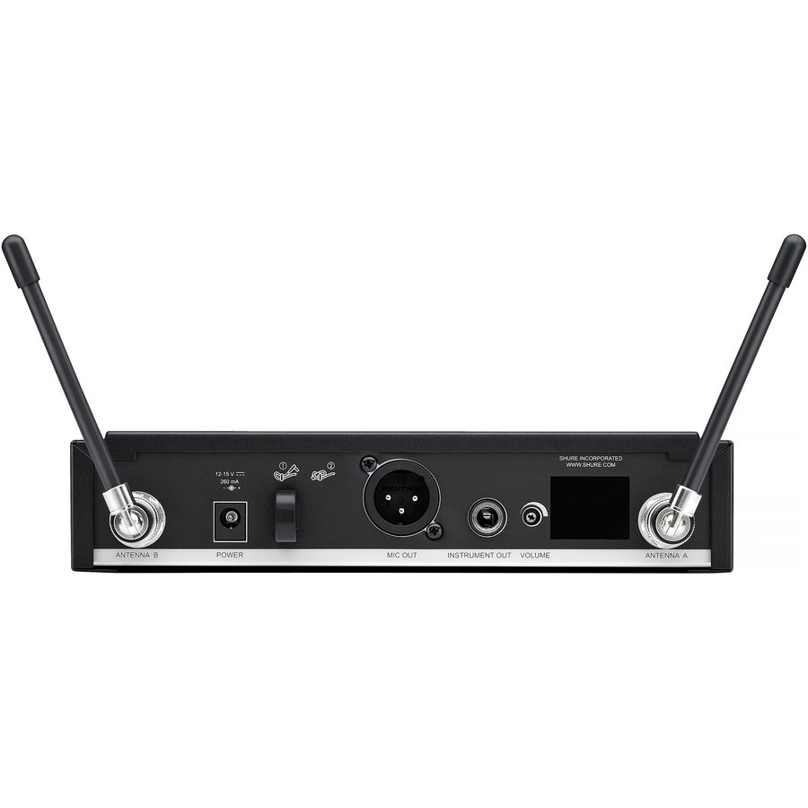 View larger image of Shure BLX14R/W85-H10 Lavalier Wireless System