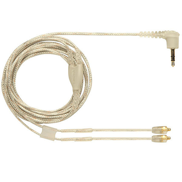 View larger image of Shure EA64CL 64 Clear Earphone Cable
