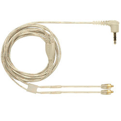 Shure EA64CL 64 Clear Earphone Cable