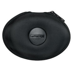 Shure Eahcase Oval Fine Weave Zippered Carrying Case