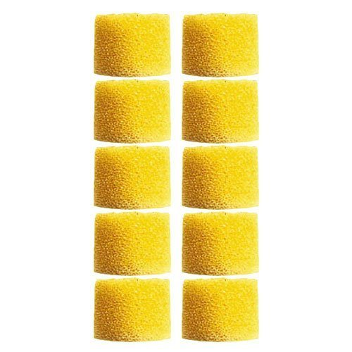View larger image of Shure EAYLF1-100 Foam Sleeves - Yellow, 50 Pairs