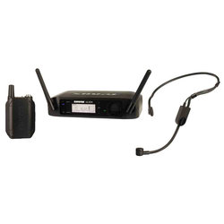 Shure GLXD14/PGA31 Wireless Mic System - Z2 Frequency