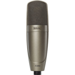 Shure KSM42 Large Dual-Diaphragm Condenser Microphone