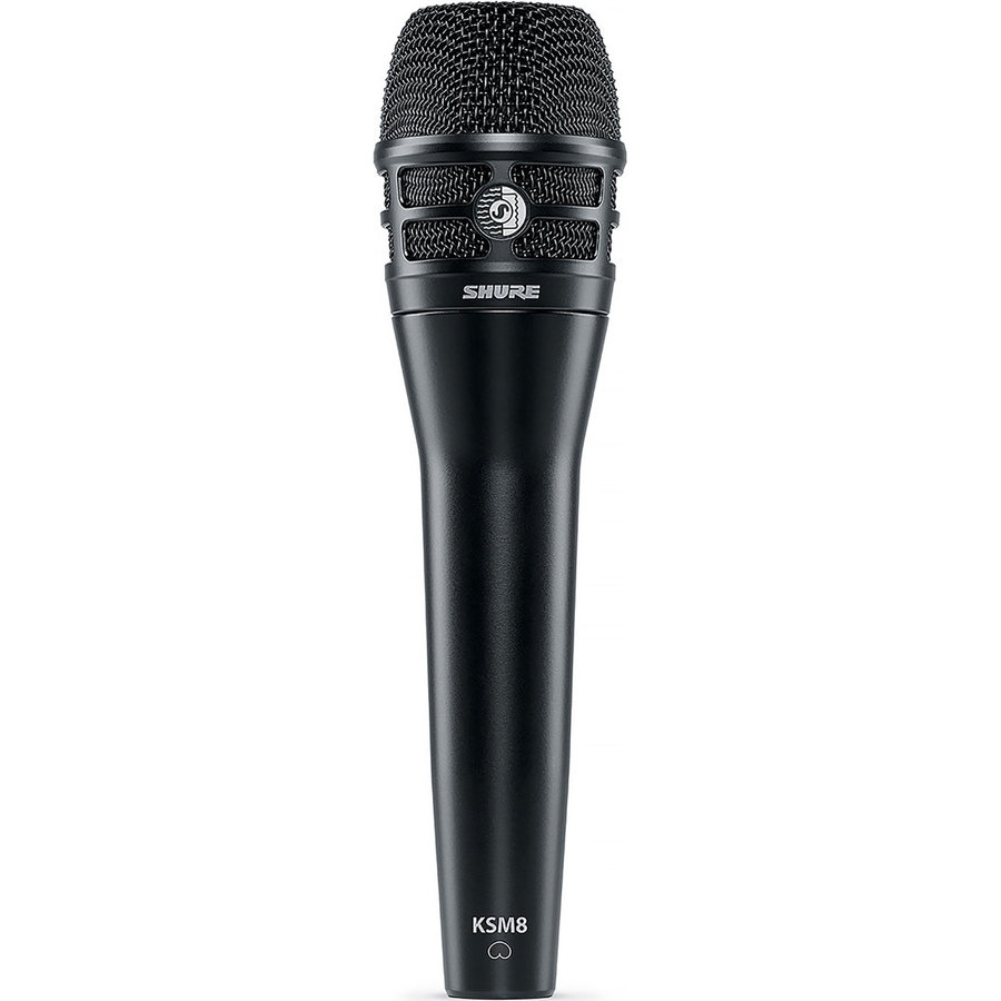 View larger image of Shure KSM8 Dualdyne Vocal Microphone - Black