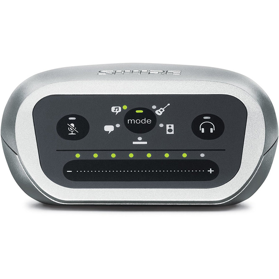 View larger image of Shure MOTIV MVi iOS/USB Audio Interface