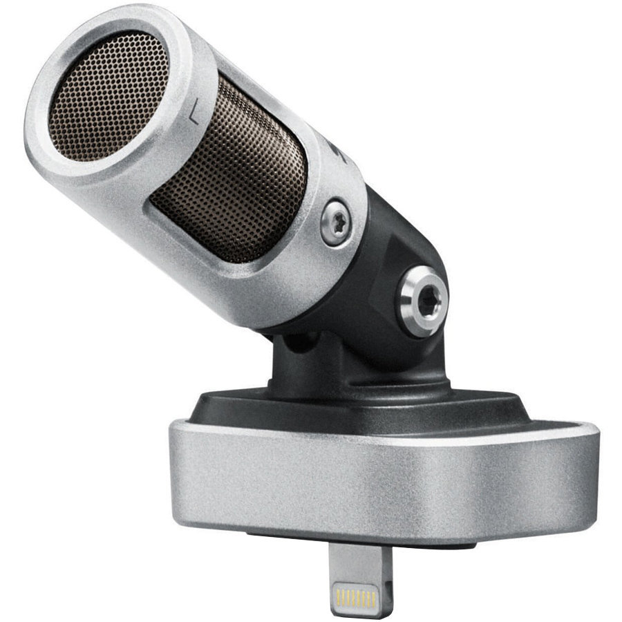 View larger image of Shure MV88 iOS Digital Stereo Condenser Microphone
