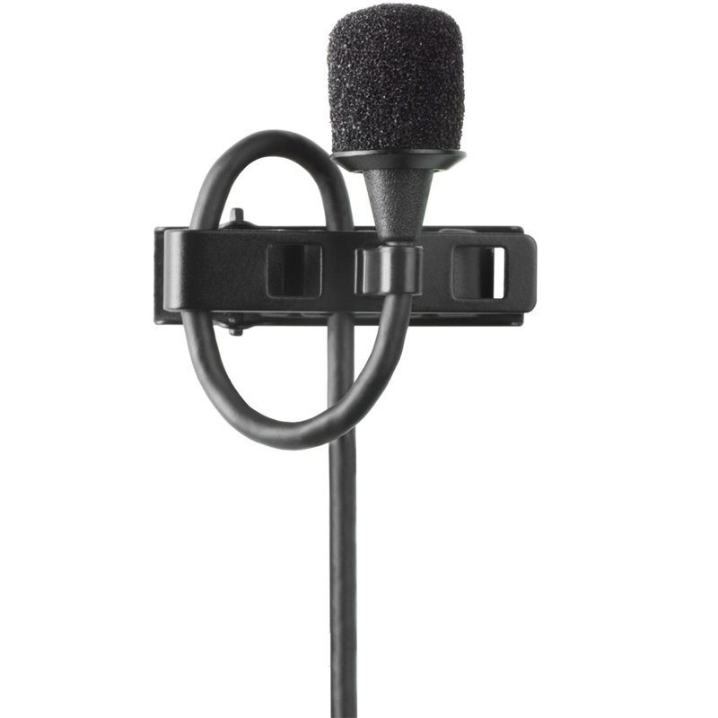 View larger image of Shure MX150 Subminature Lavalier Microphone
