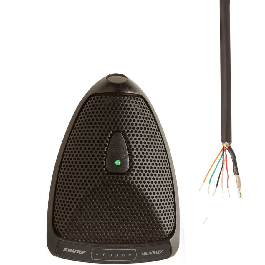 View larger image of Shure MX392 Cardioid Boundary Microphone