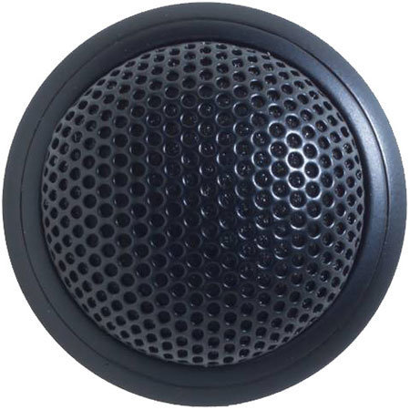 View larger image of Shure MX395 Omnidirectional Mini Boundary Microphone - Black