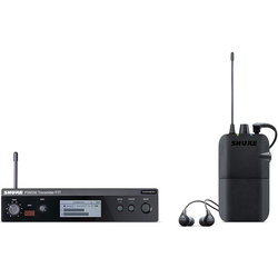 Shure P3TR112GR-J13 Wireless In-Ear Monitor System