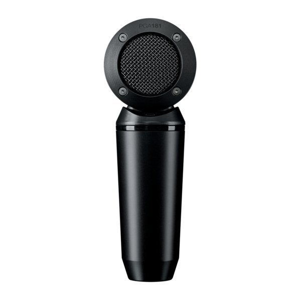 View larger image of Shure PGA181-LC Side-Address Cardioid Condenser Microphone