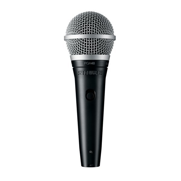 View larger image of Shure PGA48-XLR Cardioid Dynamic Vocal Microphone