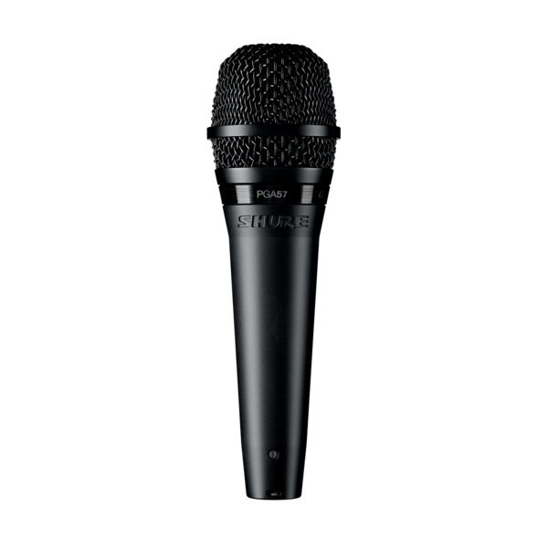 View larger image of Shure PGA57-XLR Cardioid Dynamic Instrument Microphone