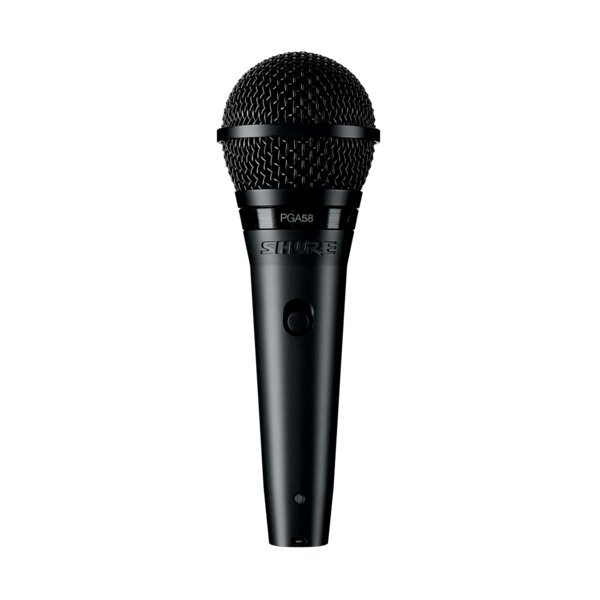 View larger image of Shure PGA58-XLR Cardioid Dynamic Vocal Microphone