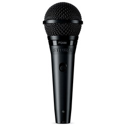Shure PGA58BTS Cardioid Dynamic Vocal Microphone and Stand Package
