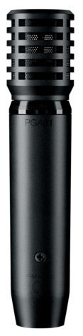 View larger image of Shure PGA81-LC Cardioid Condenser Instrument Microphone