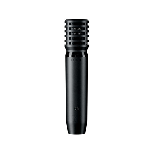 View larger image of Shure PGA81-XLR Cardioid Condenser Instrument Microphone