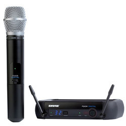 Shure PGX Digital Wireless System with SM86