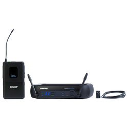 Shure PGXD14/85-X8 PGX Digital Wireless Lavalier System with WL185