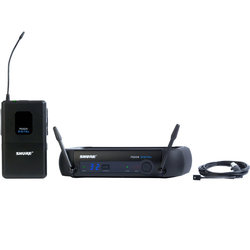 Shure PGXD14/93 Wireless Lavalier Microphone System - X8 Band