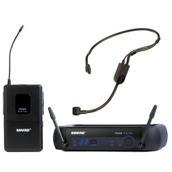 Shure PGXD14-X8 PGX Digital Wireless Guitar / Bass System with WA302