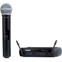 Shure PGXD24/PG58 Wireless Handheld System - X8 Band