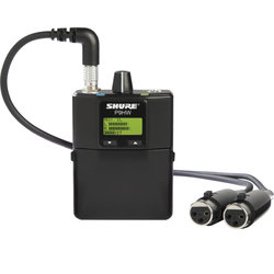 Shure PSM 900 Wired Bodypack Personal Monitor
