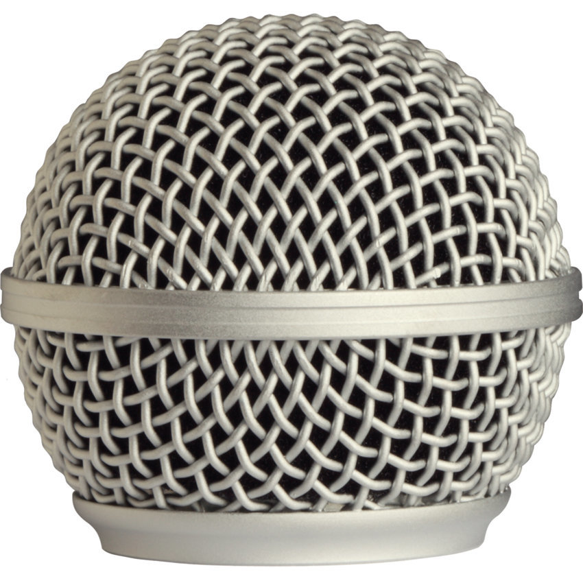 View larger image of Shure RK143G Replacement Grille for SM58