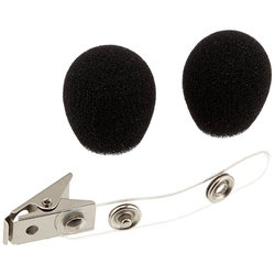 Shure RK318S Headset Microphone Windscreens and Clip