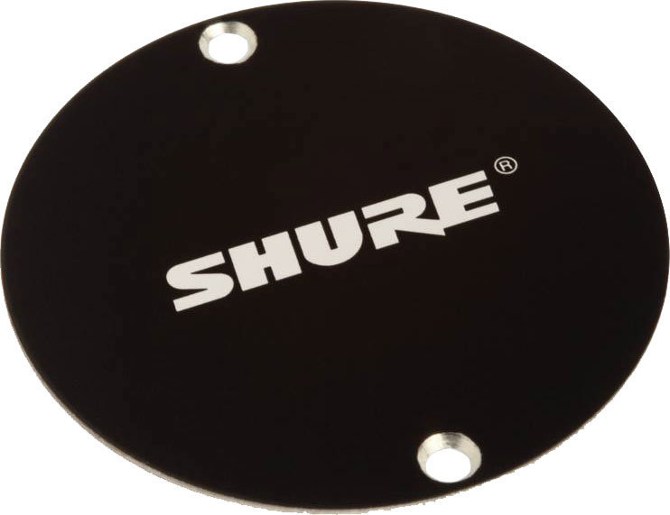 View larger image of Shure RPM602 Switch Cover Plate for SM7 Microphones