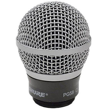View larger image of Shure RPW110 Wireless PG58 Microphone Capsule