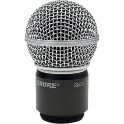 Shure RPW112 Wireless SM58 Microphone Capsule