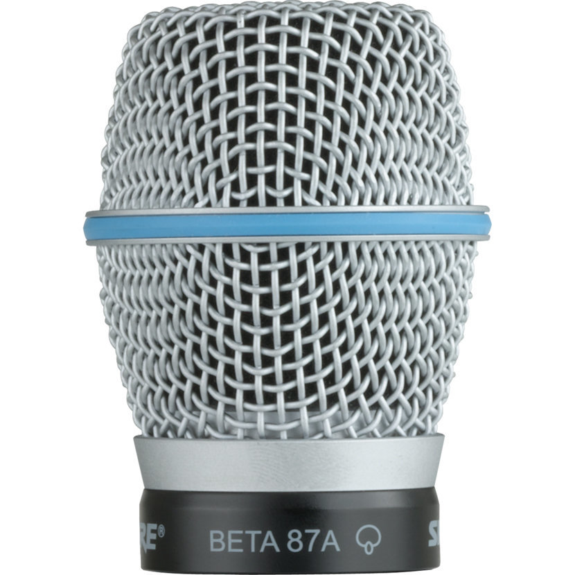View larger image of Shure RPW120 Wireless Microphone Beta 87A Capsule