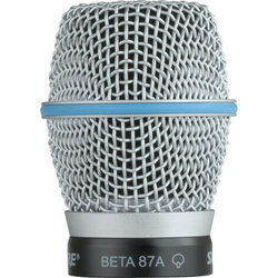 Shure RPW120 Wireless Microphone Beta 87A Capsule