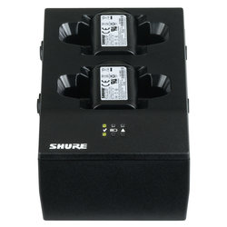 Shure SBC200 Dual Docking Shure Battery Charger with Power Supply