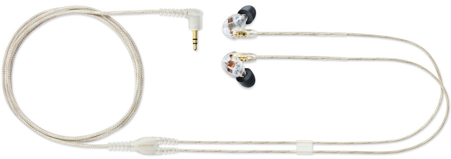 View larger image of Shure SE535 Sound Isolating Earphones - Clear