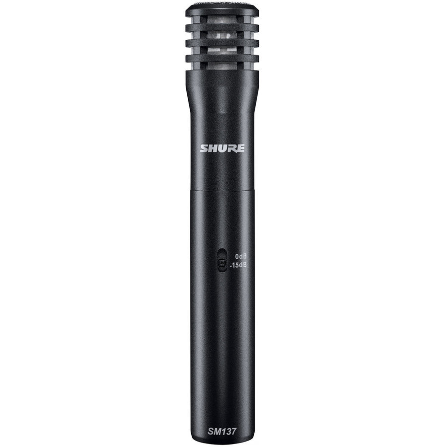 View larger image of Shure - SM137 Condenser Microphone