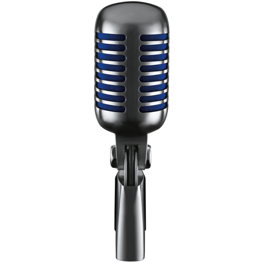 View larger image of Shure Super 55 Deluxe Vocal Microphone