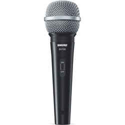 Shure SV100-A Handheld Microphone