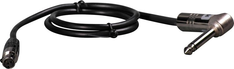 View larger image of Shure WA304 2' Audio Cable - Right Angle