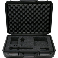 Shure WA610 Hardshell Carrying Case for Wireless Microphone Systems