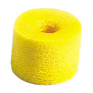 View larger image of Shure Yellow Foam Sleeves - 5 Pairs