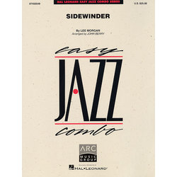 Sidewinder - Score & Parts, Grade 2 (Easy Jazz Combo)