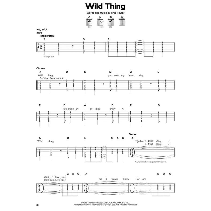 View larger image of Simple Songs - The Easiest Easy Guitar Songbook Ever